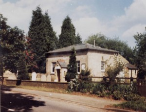 Original Perry Baptist Church